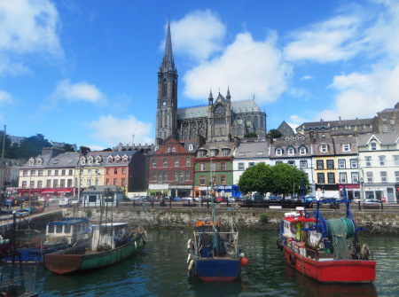 Cobh Waterfront Ireland