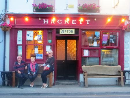 Hackets pub Schull West Cork
