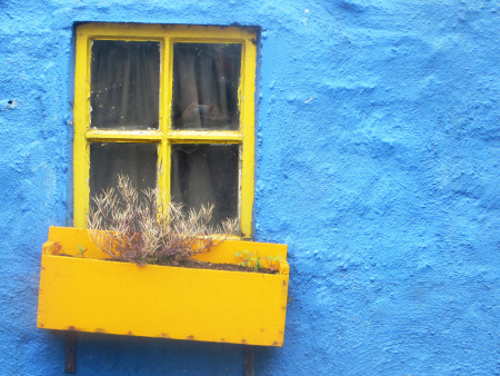 Yellow Window Kinsale