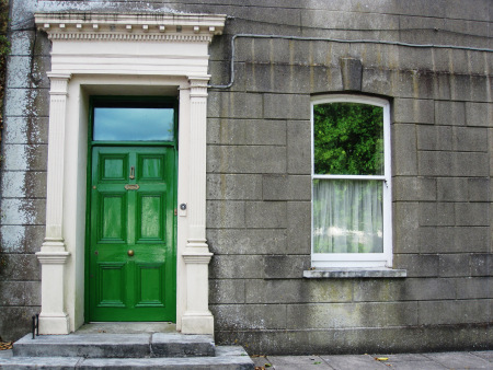 Clonakilty Green Door