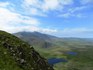 Conor Pass Dingle Ireland