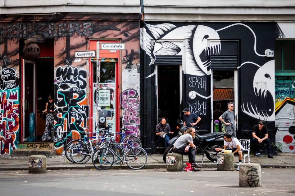 Kreuzberg - living graffiti - © Christopher Martin-8731