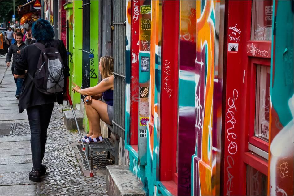 Kreuzberg - living graffiti - © Christopher Martin-8757