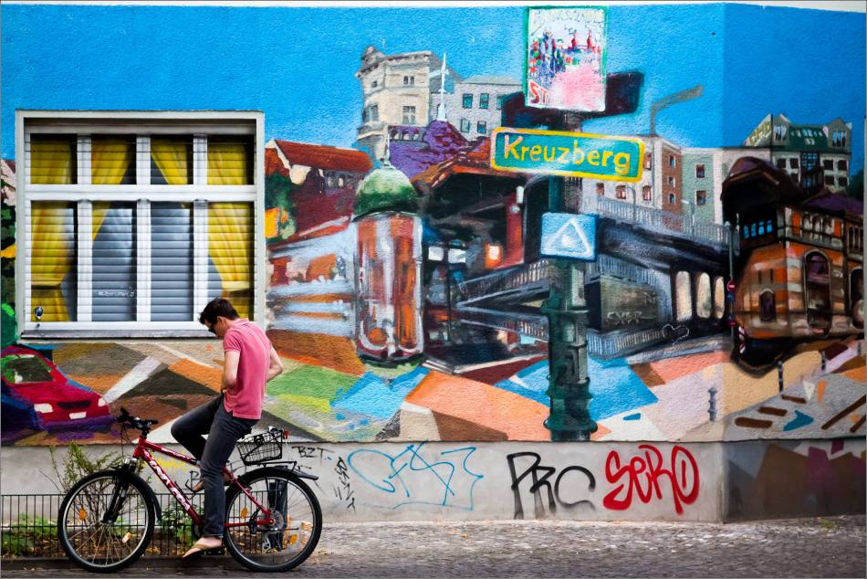 Kreuzberg - living graffiti - © Christopher Martin-8794