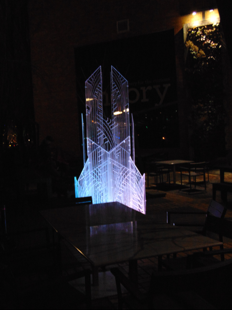 Winter Lights Festival and 101
