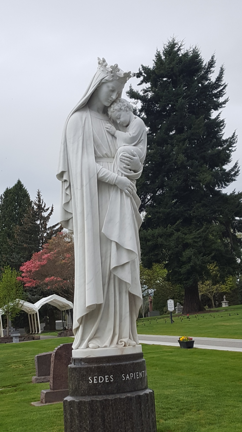 20190418_123913 (1) Mary statue